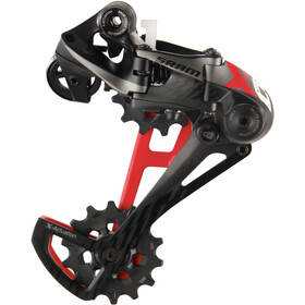 SRAM X.01 Eagle Type 2.1 Achterderailleur 12-speed, black/red